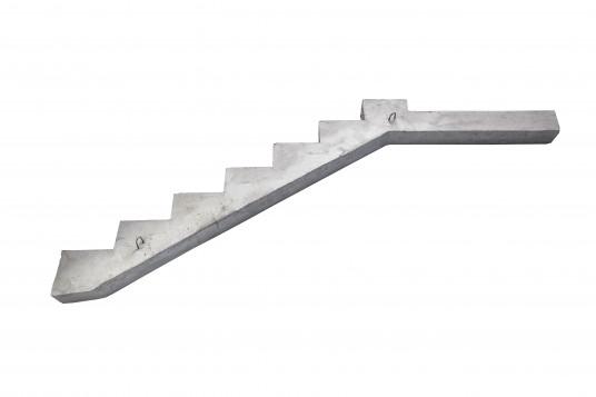 Železobetonový nosník / rameno schodů